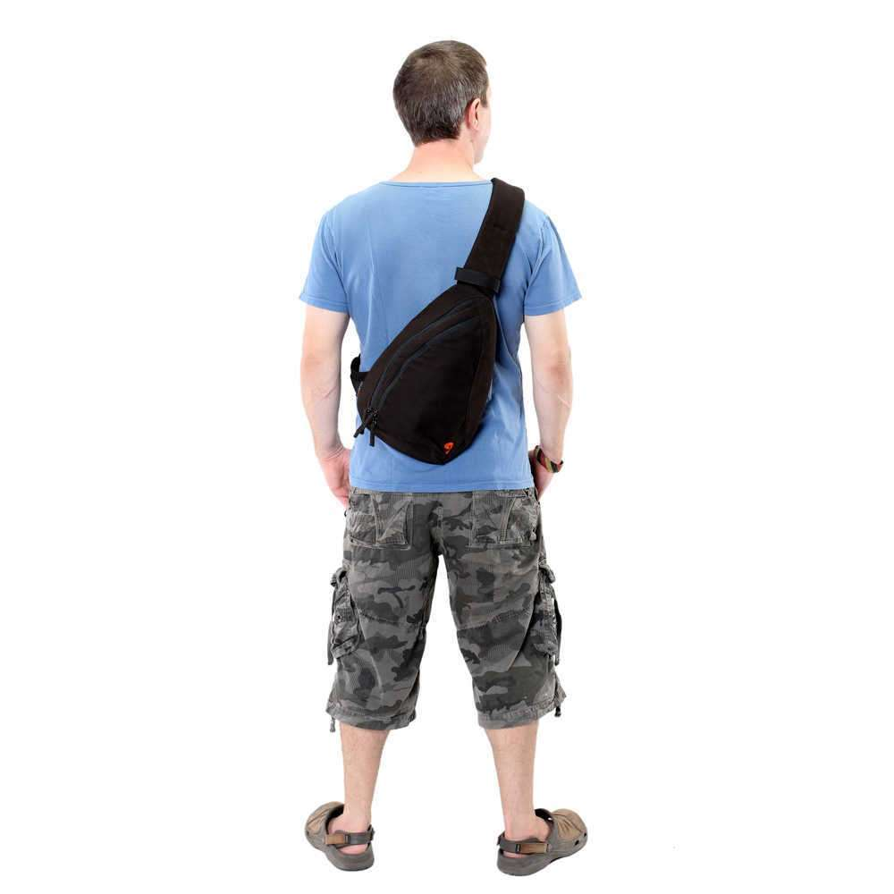 Small Sling Backpack - Canvas - Nomad Essentials