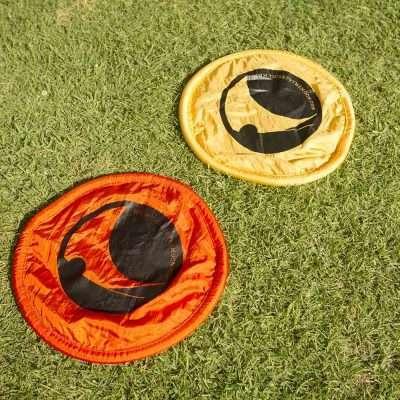 Nylon Travel frisbee